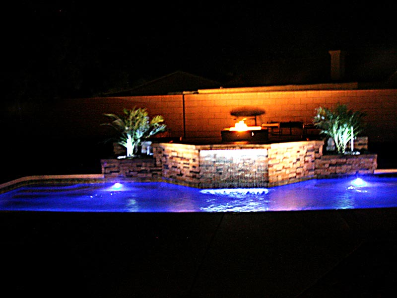 attachment design ideas lights lighting pool pools for swimming light home luxury